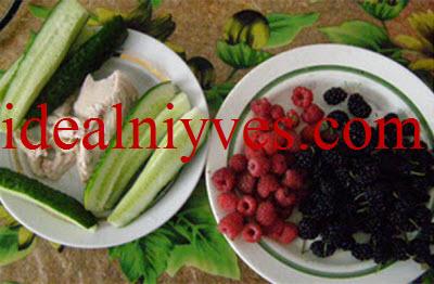 Пример меню, чтобы  похудеть без диет и убрать живот в домашних условиях, фото приема пищи