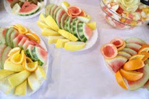 Правильное питание для похудения примерное меню на неделю  для женщин, фото фруктов с красивой сервировкой
