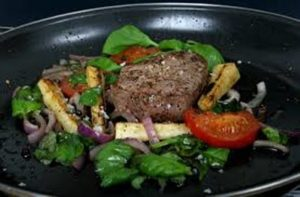 Правильное сбалансированное питание для похудения меню на неделю с фото, мясо с овощами