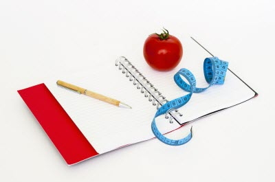 Как похудеть быстро на 10 кг за неделю используя ручку и тетрадь